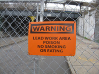 CanAm Environmental Safety, Inc. performs ambient air monitoring and community air monitoring around hazardous construction sites.