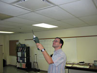 CanAm does indoor air quality inspections and testing