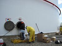 Hazard Assessments for confined space entry